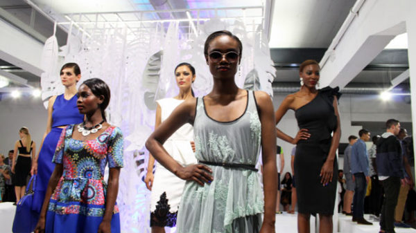 Shop the ramp with Spree and Gert-Johan Coetzee