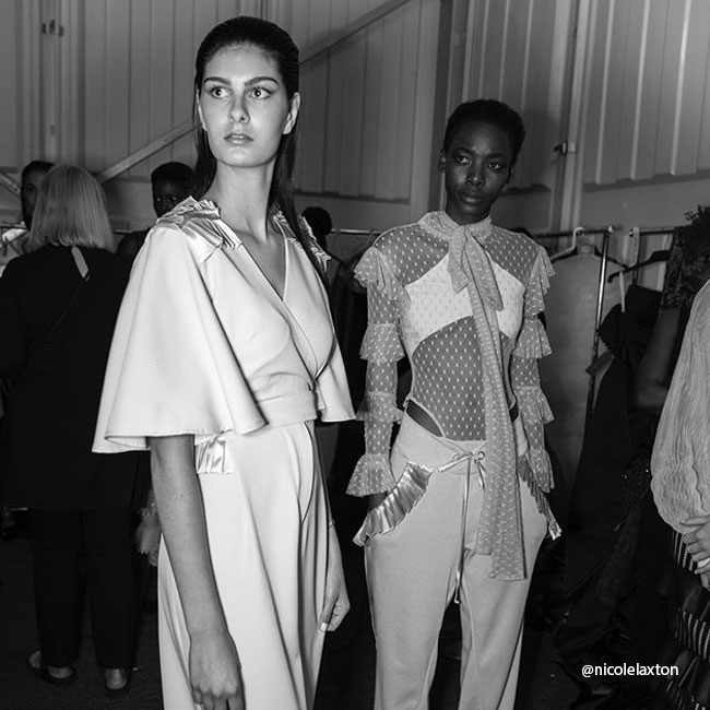 @safashionweek @gertjohancoetzee #behindthescenes #fashionphotographer #nicolelaxtonphotography #fashion #glamour #style #styleinspo #gertjohancoetzee #safashionweek #snapshots @icemodelsjhb @bossmodelsa @sandtoncitymall #sandtoncity #alwayswinning