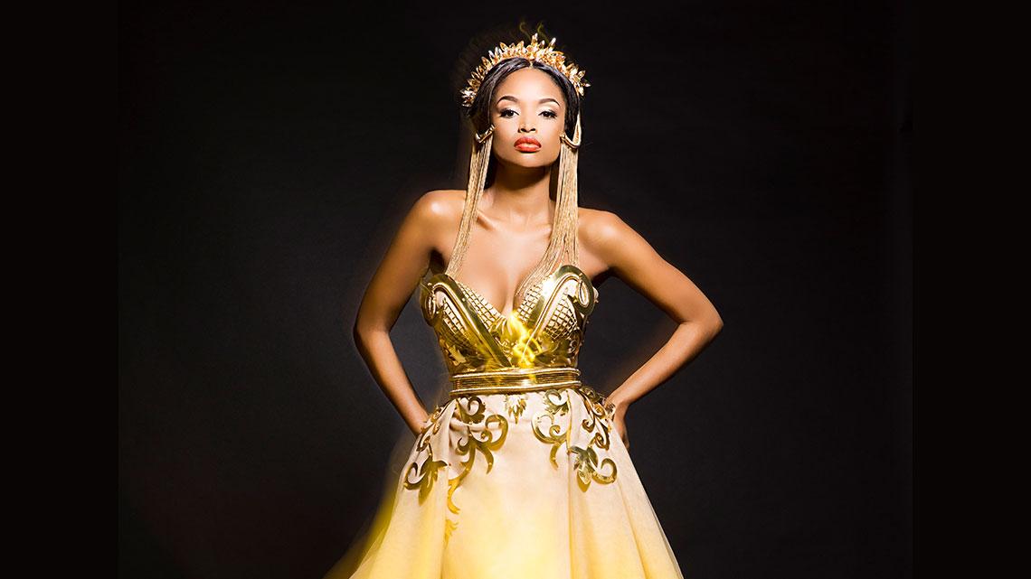 Ayanda Thabete photographed by Nicole Laxton